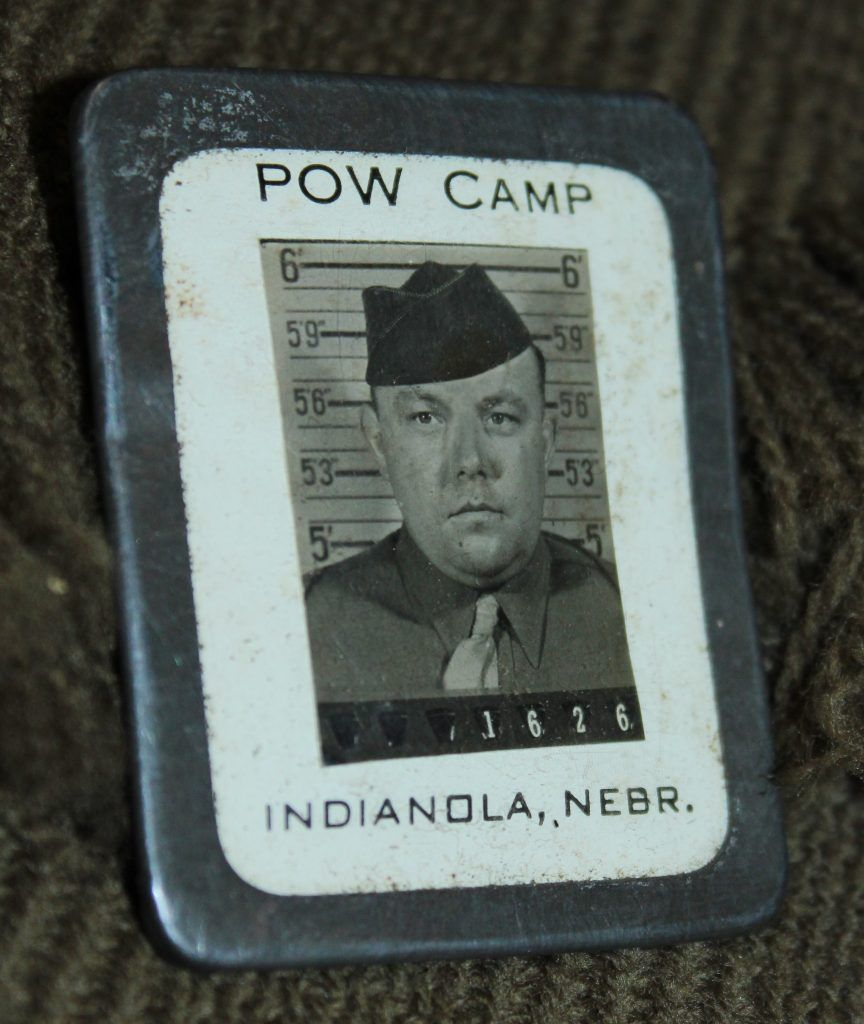 Merle Southworth WWII POW
