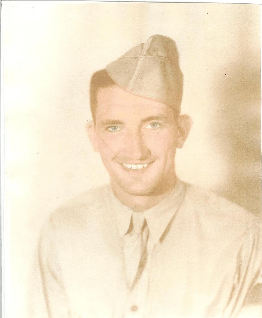 Edward J. Hoar WWII Picture