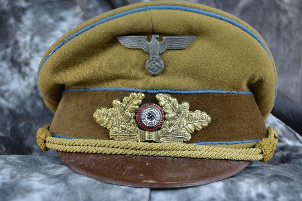 WW2 German Police Shako Hat ⋆ Sell WW2 Items