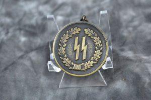 WWII German 4 Year SS memorabilia