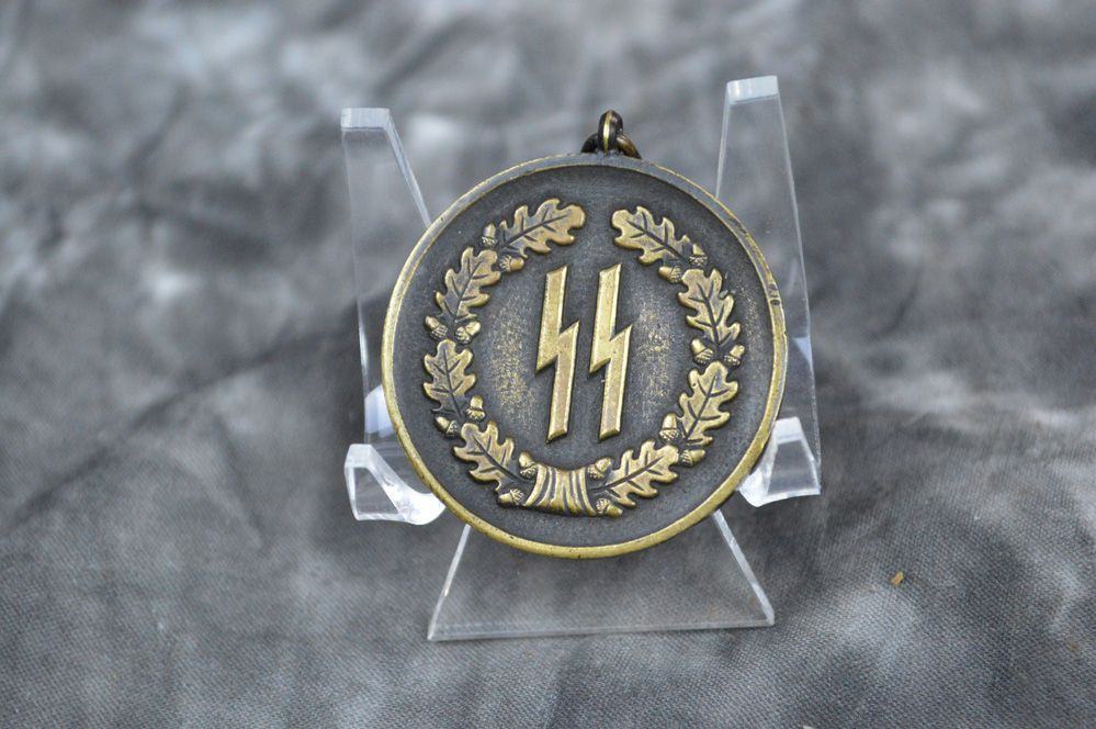 4 year SS Medal ⋆ Sell WW2 Items