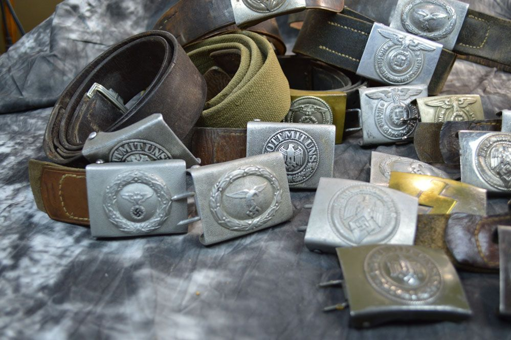WWII German Buckles