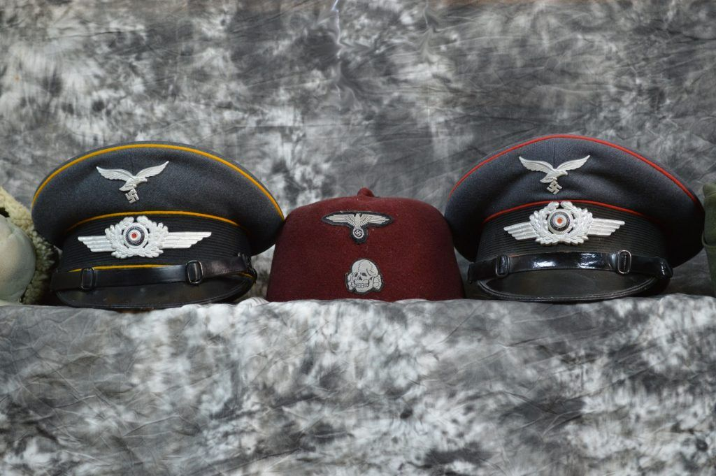 German Caps