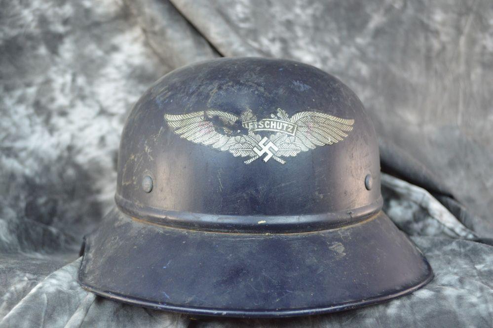 WW2 German Luftschutz